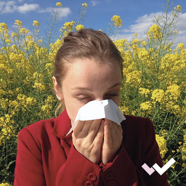 Allergie-Check, Allergietest, Pollen, Heuschnupfen, Labortest, Wunschlabor, Basel